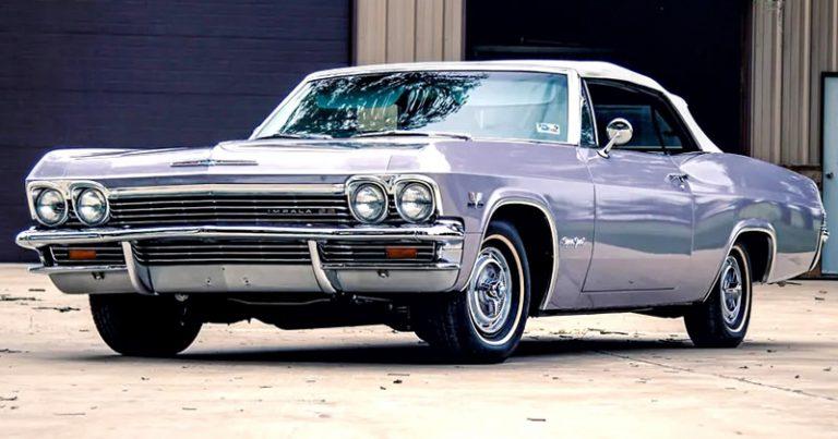1965 Chevrolet Impala SS Convertible