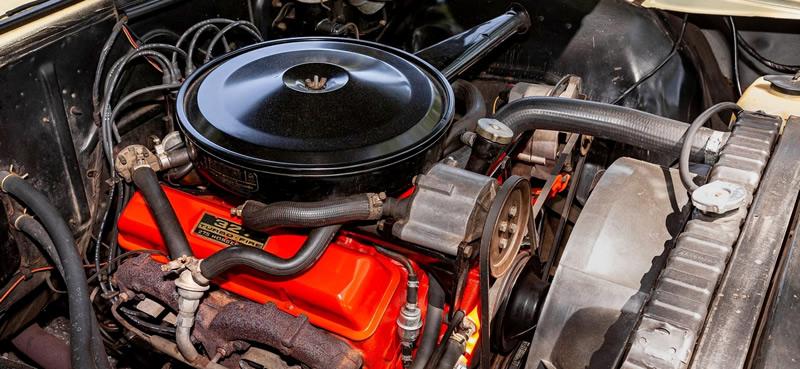 1966 Chevy 327 V8