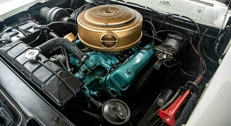312 Y-Block V8 from Mercury