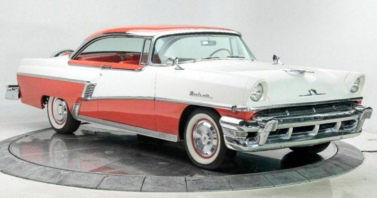 1956 Mercury Montclair Coupe