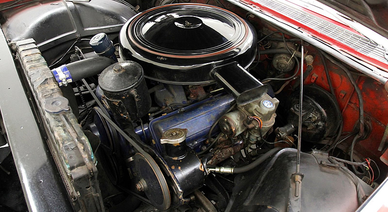 1959 Cadillac 390 V8 engine