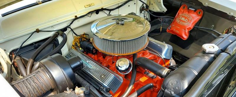 1956 M code 292 cubic inch V8