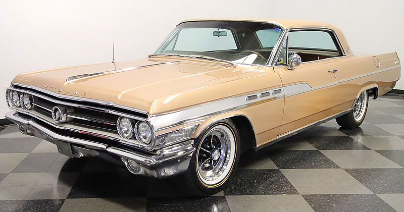 1963 Buick Wildcat Sport Coupe