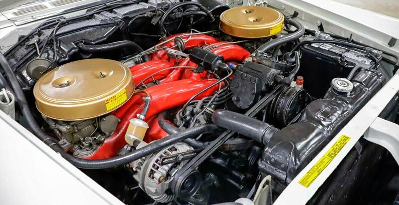 1961 Chrysler 413 cubic inch engine