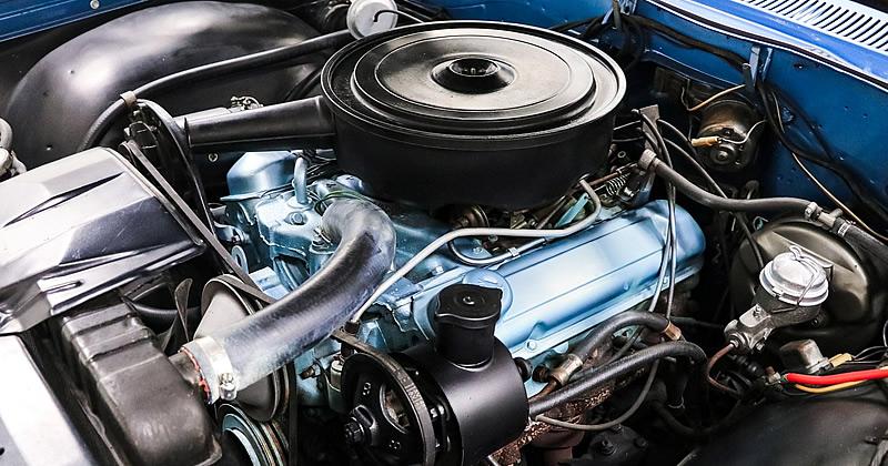 1962 Pontiac 389 cubic inch V8